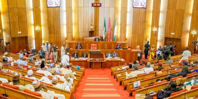 Maina: Senate calls for the immediate sack of Malami, Danbazau, Abba Kyari
