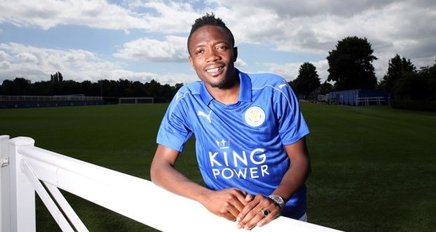 Leicester City complete Ahmed Musa deal
