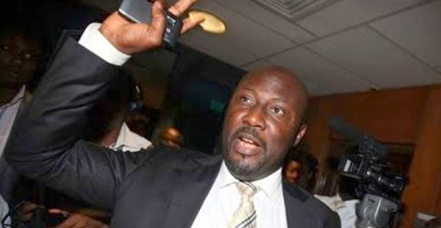 INEC releases time-table to recall Dino Melaye