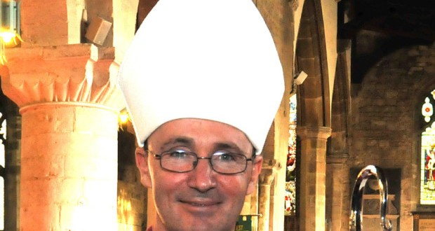 First gay bishop emerges in Church of England