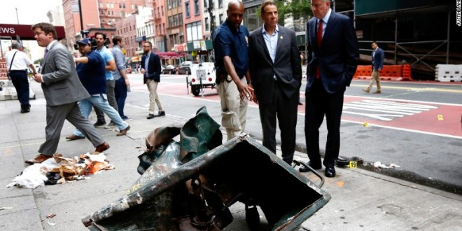 29 injured in New York City Explosion