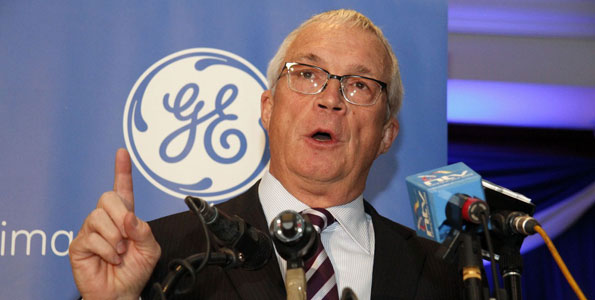 General Electric to invest in Nigeria