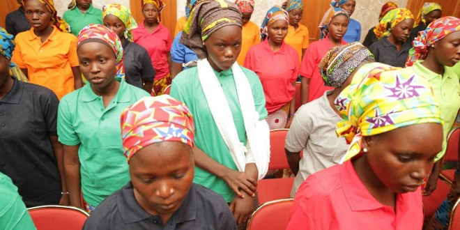 Some abducted Chibok girls refused to be 'freed' –Negotiator