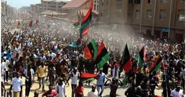 Police in red alert over planned actions by Biafra agitators