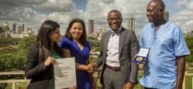 27-year old Nigerian wins £25,000 for developing a tutoring app