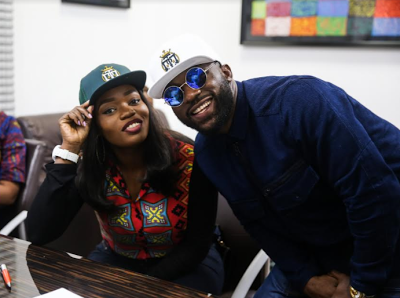 BBNaija: Bisola Joins Mavins and others At TMC