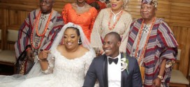 obasanjo son's wedding