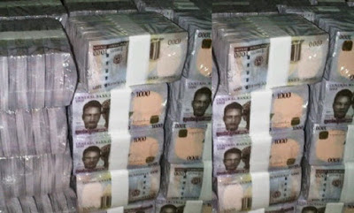 Police Uncovers Fake Naira Notes Market In Lagos