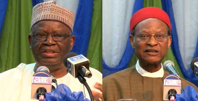 Anyaoku, Gambari, Others Insist Nigeria Must Be Restructured