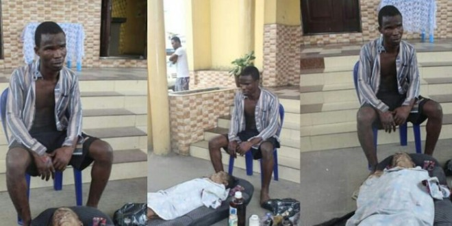 Suspected Ritualist escapes from police custody