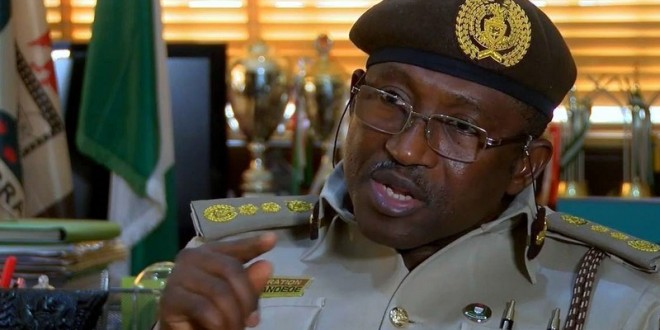 INTERVIEW: How I'm tackling corruption in Nigerian Immigration Service – Comptroller General