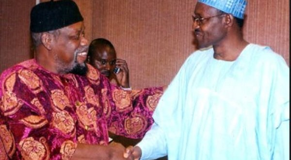 Ojukwu's son confirms Buhari's meeting with father