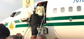 BREAKING: President Buhari arrives Nigeria after 103 days in London