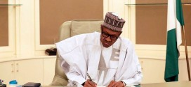 Buhari writes National Assembly, resumes duties as President