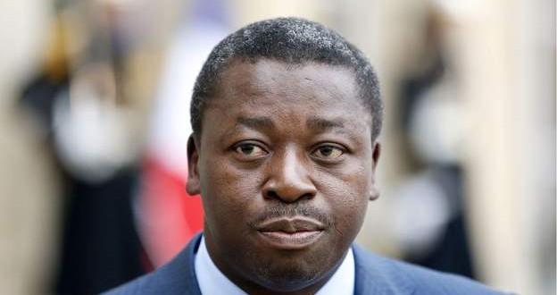 Protests in Togo against President Faure Gnassingbe