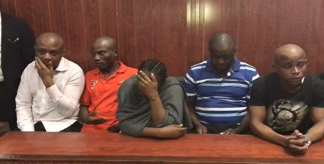 Evans Pleads Guilty To Kidnap Charges