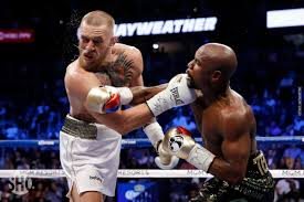 Mayweather knocks out McGregor in 10th round