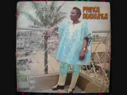 Demise of Juju Music Veteran, General Prince Adekunle