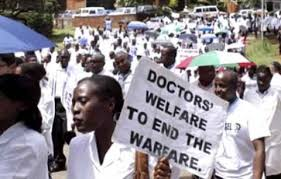 Resident Doctors embarked on Indefinite Nationwide Strike