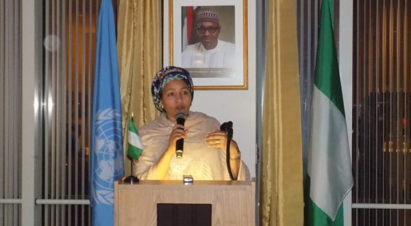 37 job openings for young Nigerians in UN –Amina Mohammed