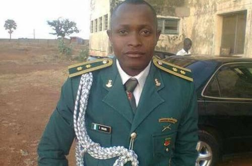 Nigerian Army Sergeant Kills Army Captain, Four Others and self In Chibok
