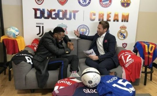 D'banj Signs Mega Deal With Dugout UK