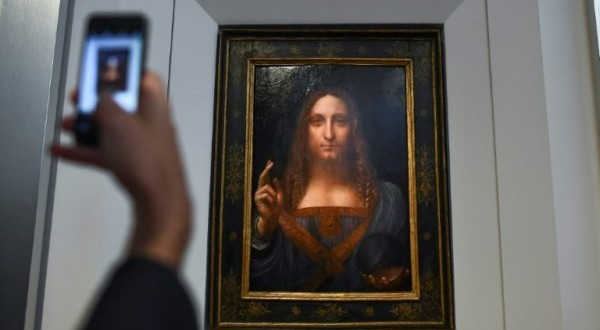 Saudi Prince Salman revealed as buyer of Jesus $450 million paint