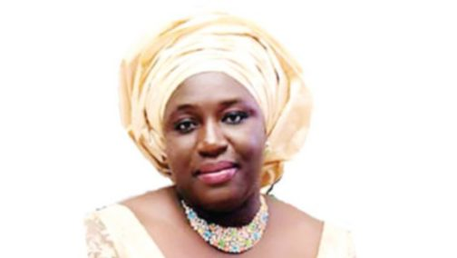 Gov Okorocha swears in sister as Commissioner for Happiness