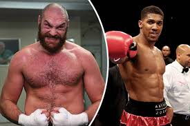 Freed Tyson Fury calls out Joshua