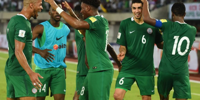 World Cup: Nigeria draw Argentina again