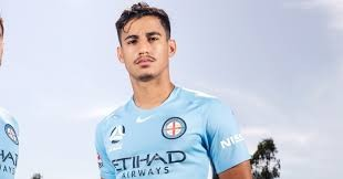 Daniel Arzani: joins Manchester City from Melbourne City