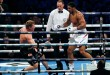 Anthony Joshua Knocks out Povetkin in the 7th round