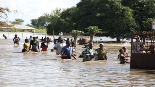 file photo: Katsina state flood