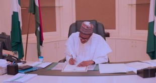 PMB signing the regulations